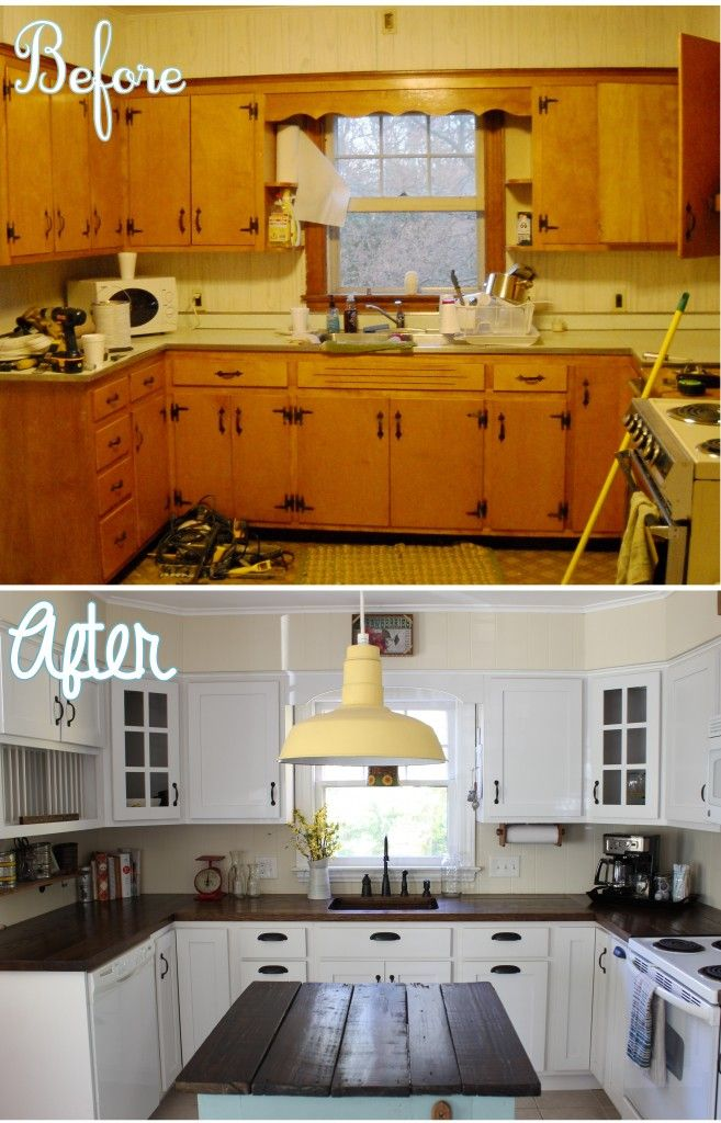 DIY Kitchen Renovation Steps