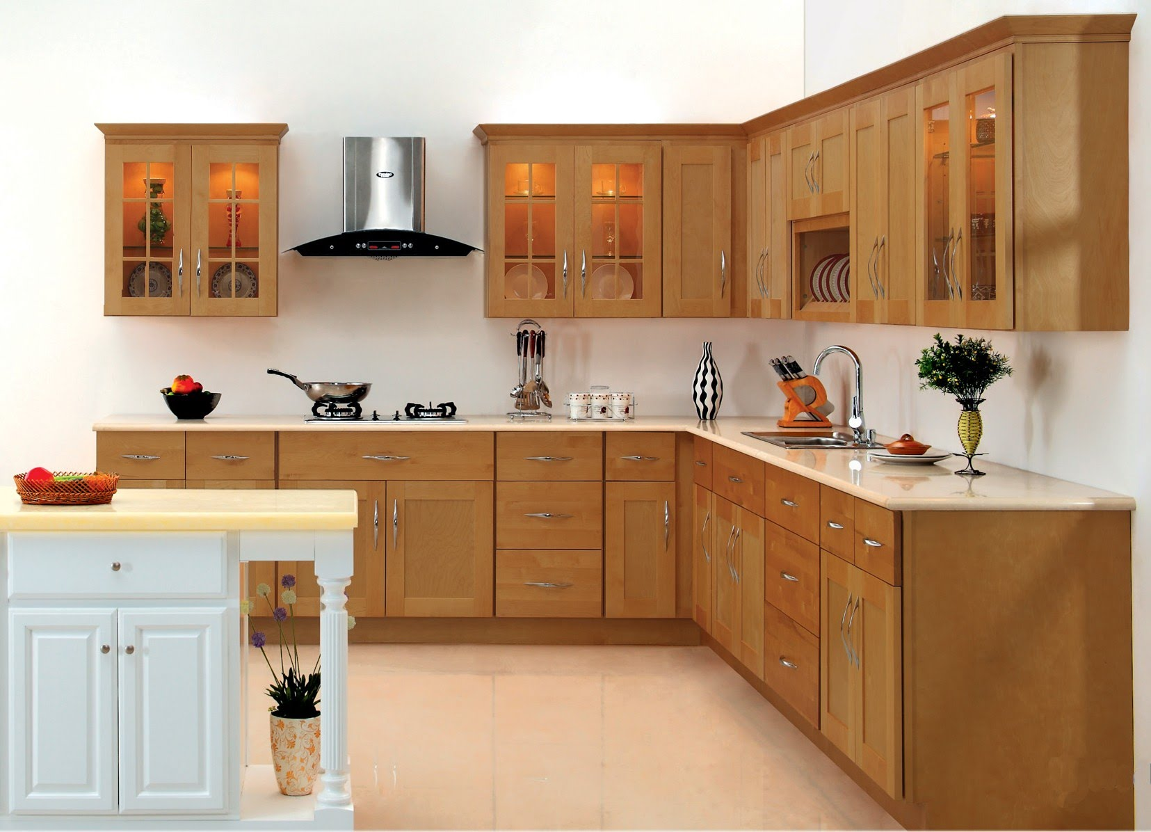 How To Improve Kitchen Cabinet Designs For Higher