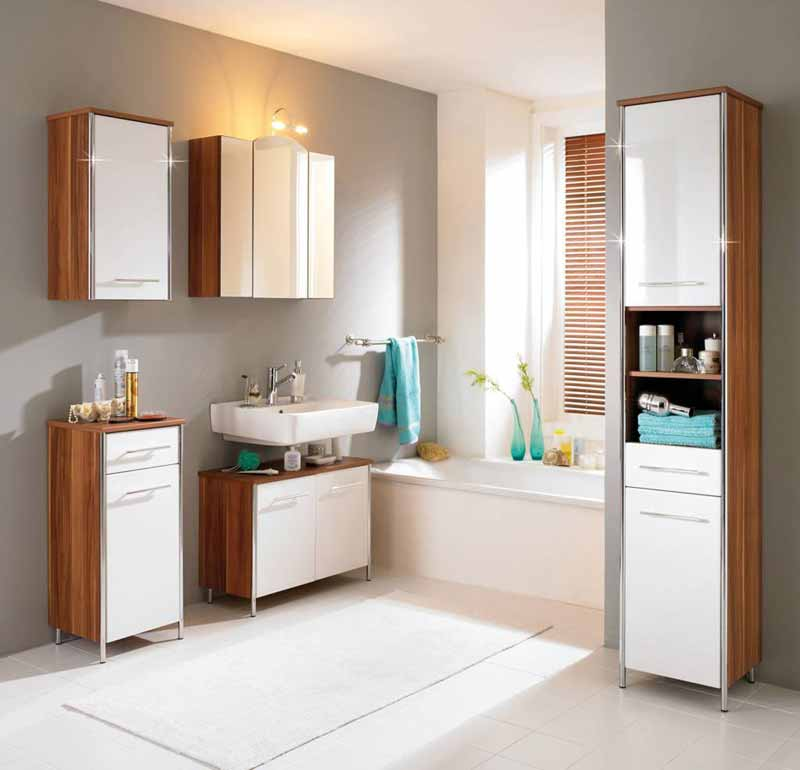 Home Design Ideas Bathroom: Small Bathroom Furniture And Design Ideas