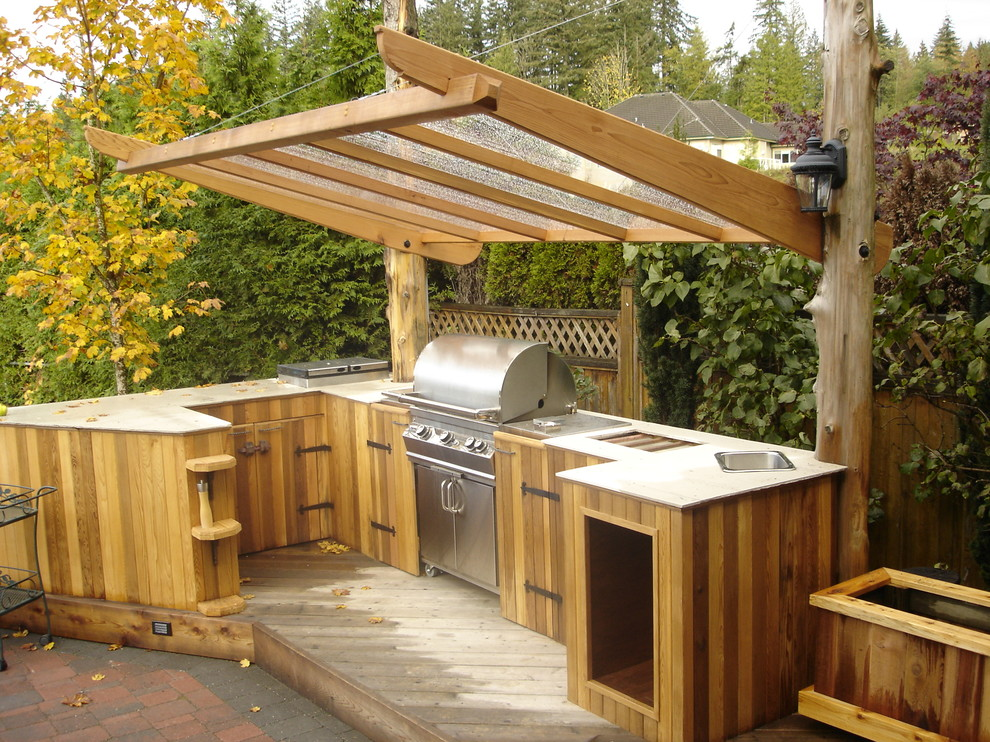 How To Build The Ultimate Outdoor Kitchen Designs Diy