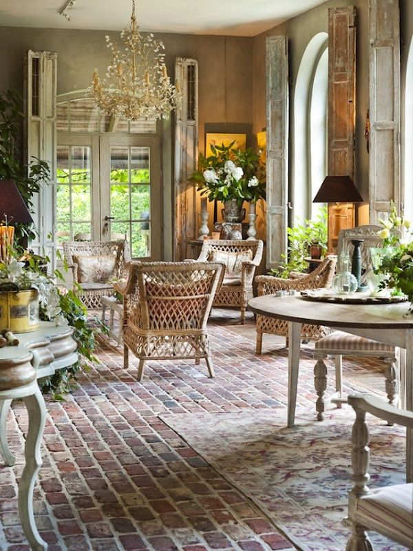 French Country Idea