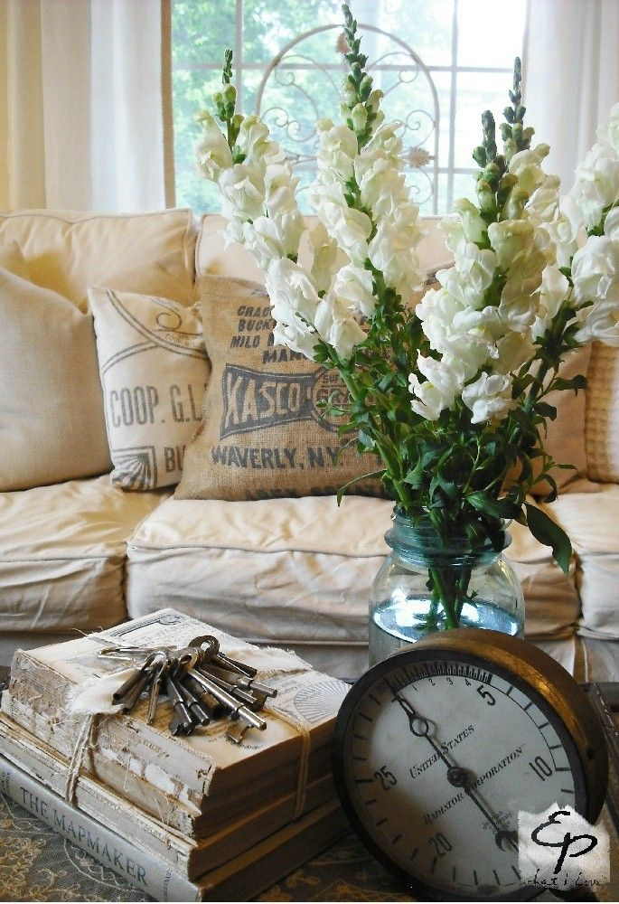 Add Some Decorations on Your Table