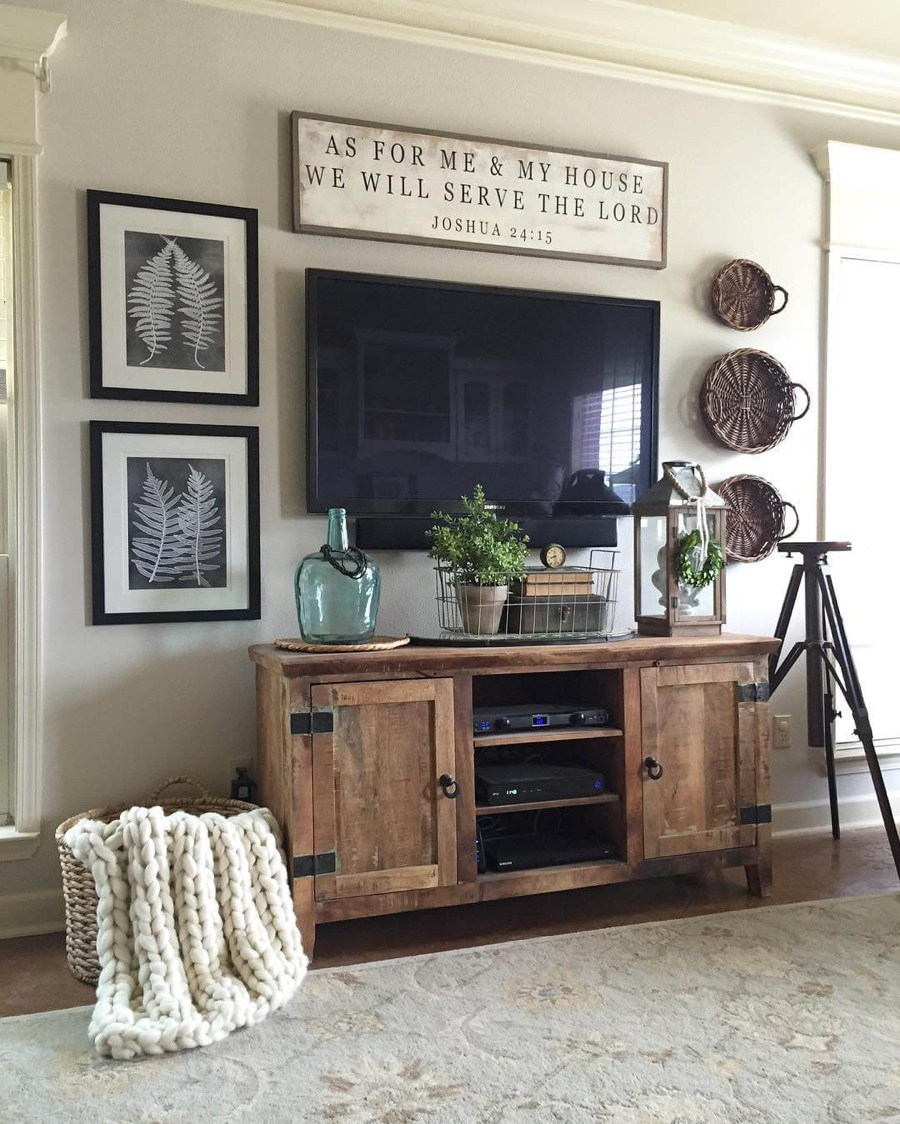 Country Decoration for A Perfect Farmhouse Look