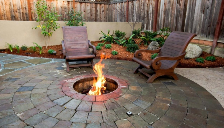 It's Time to Build Your Own Stylish Backyard Fire Pit ...