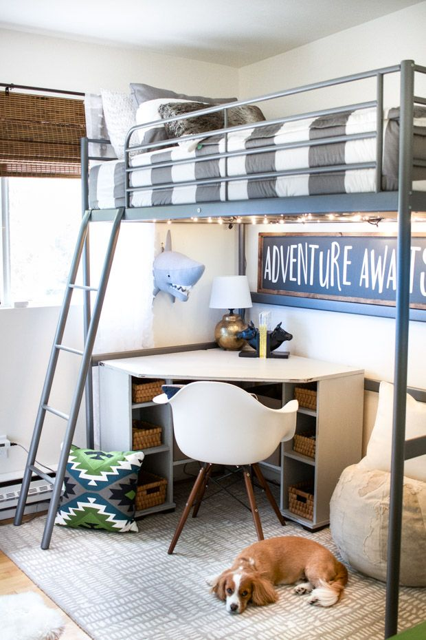Bunk Bed Designs For Kids Room: Stylish And Cozy Ideas Of Bunk Beds For Small Room
