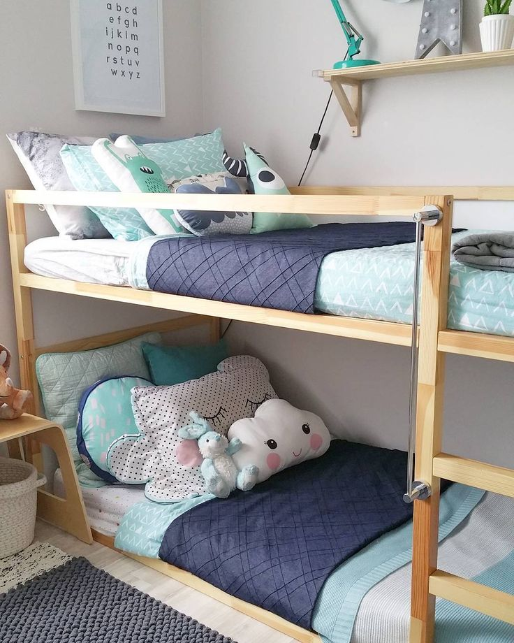 Cozy Ideas Of Bunk Beds For Small Room