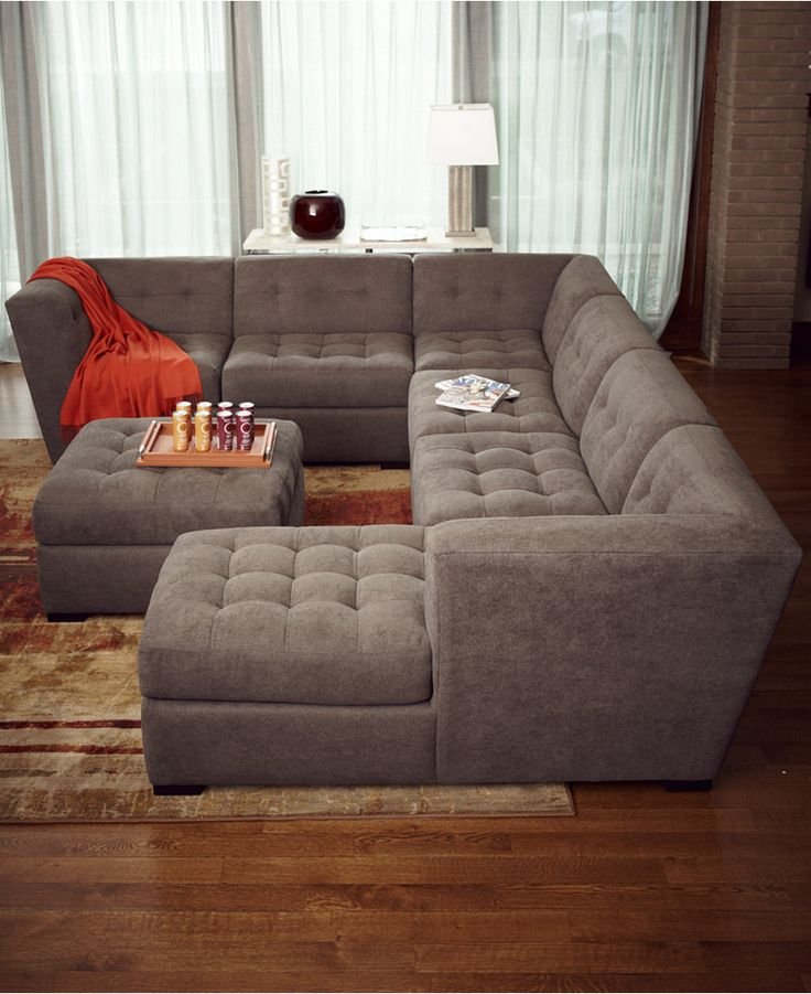 Modern Sleeper Sofa Sectional