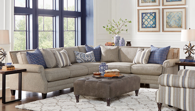 Awesome Furniture Ideas for Your Sectional Sofa Living Room ...