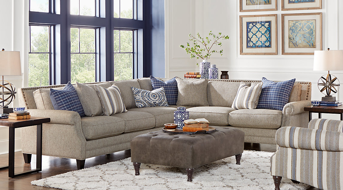 Awesome Furniture Ideas For Your Sectional Sofa Living
