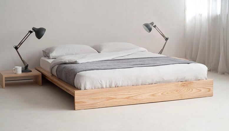 30 Unique Diy Bed Frame Ideas Diy Home Art