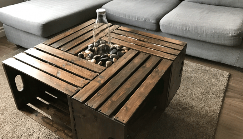 30 Beautiful Diy Coffee Table You Can Build With