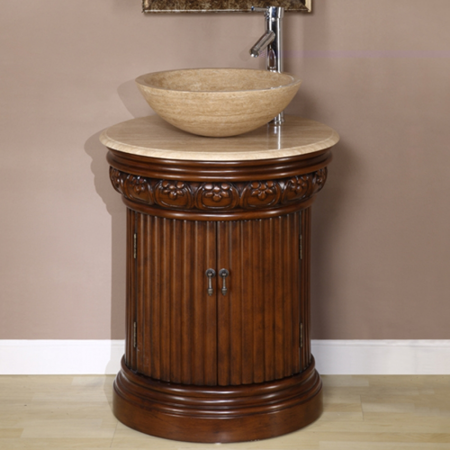 Small Vanity That is Big in Style