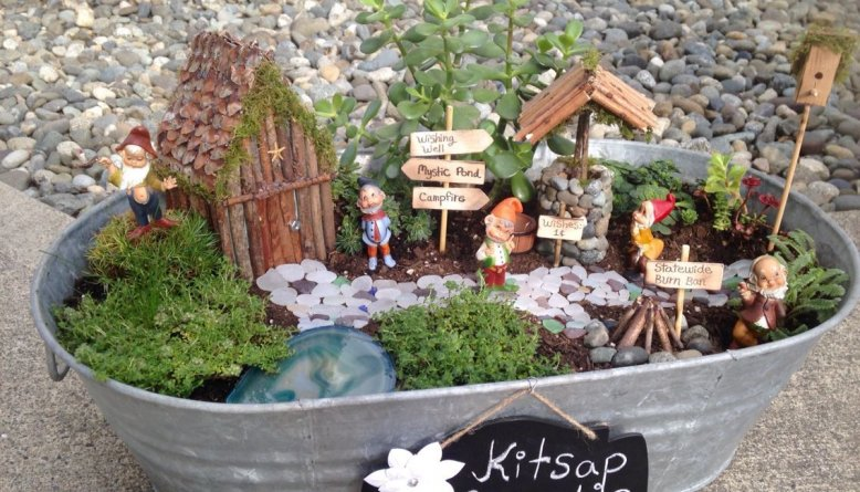 30 Amazing Fairy Garden Ideas You Can Try At Home Diy Home Art