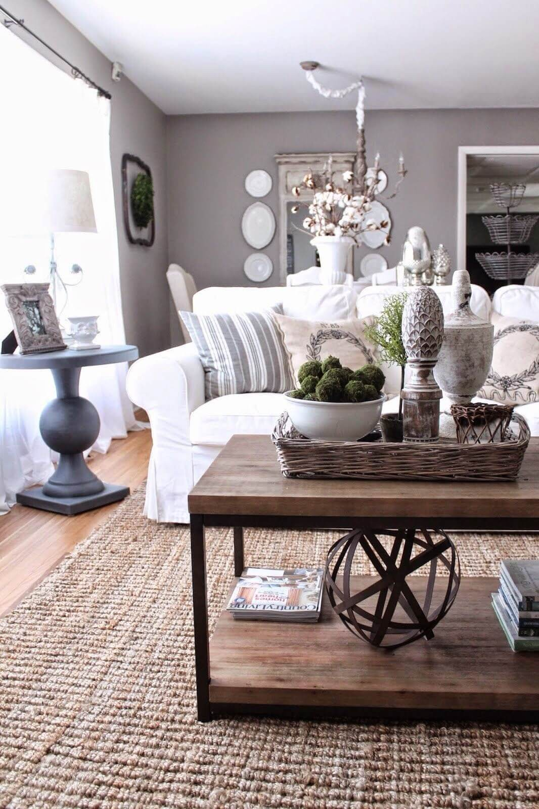Best Coffee Table for Farmhouse Room