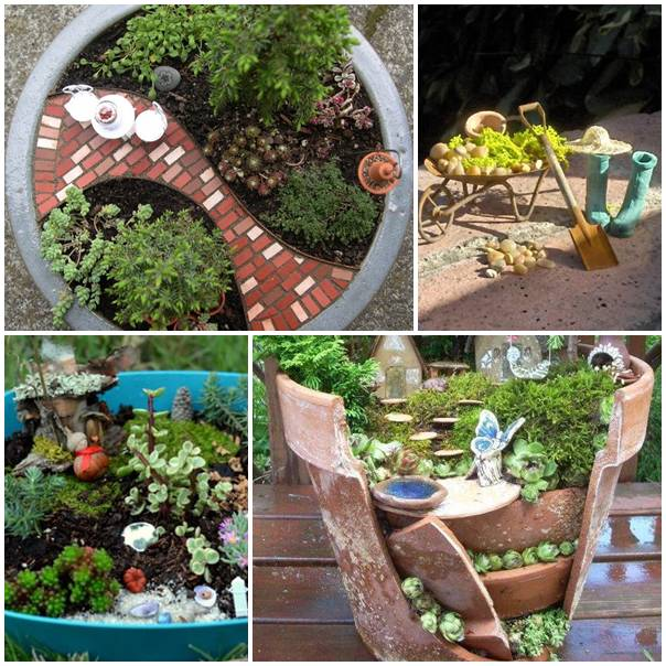 Gnome In Garden: 30 Amazing Fairy Garden Ideas You Can Try At Home