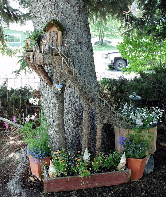 The Tiny Tree House