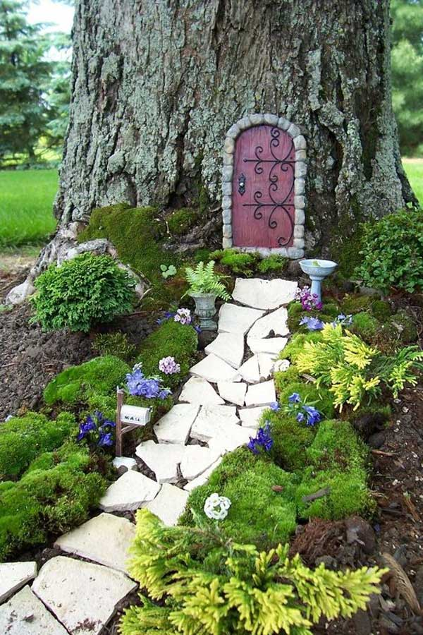 Beautiful Path to Fairy House