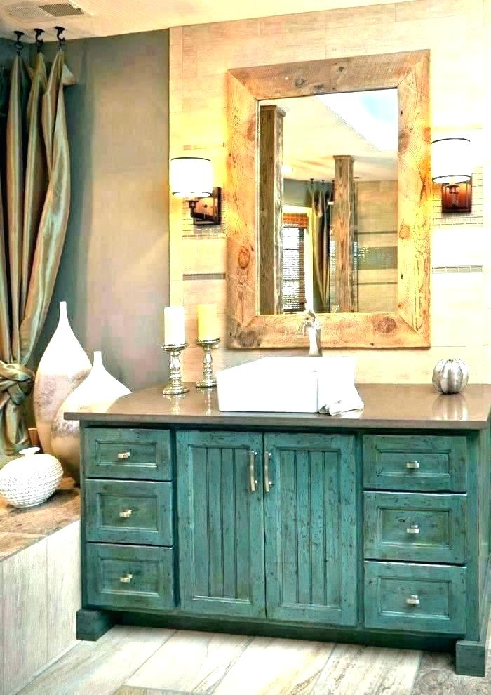 Old Bathroom Vanity