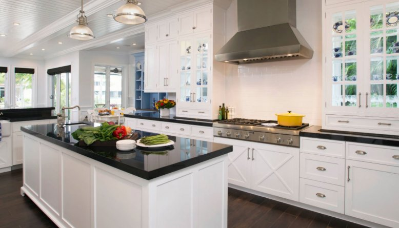 30 White Kitchen Cabinets Ideas For You - DIY Home Art