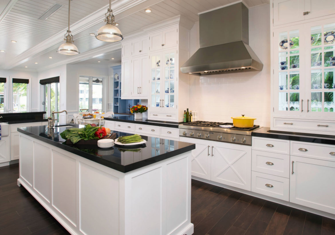30 White Kitchen Cabinets Ideas For You