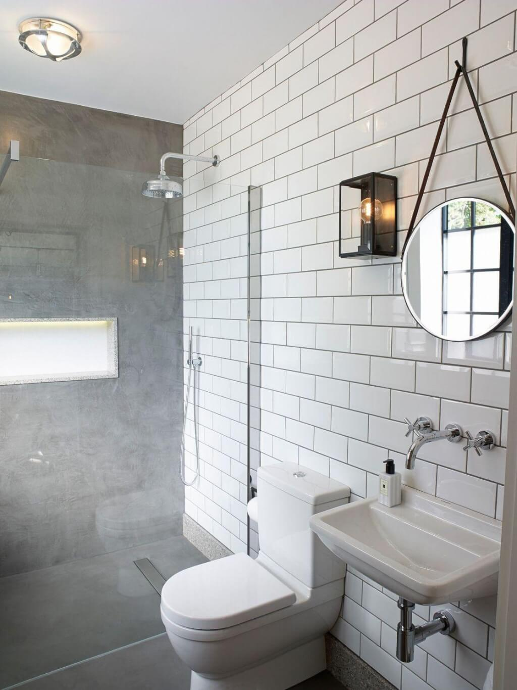 30 Extraordinary Shower Tiles Ideas You Should Try - DIY ...