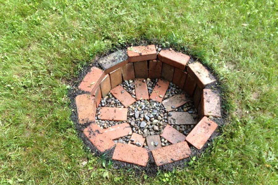 Outdoor Fire Pit for Tight Budget