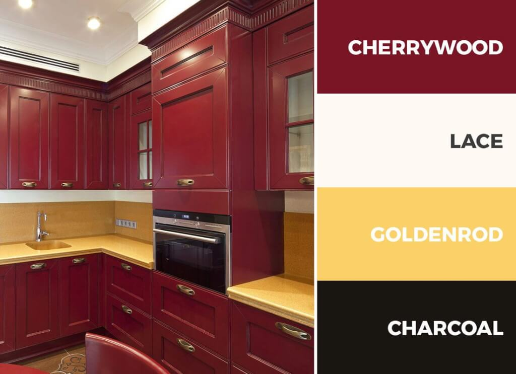 30 Best Kitchen Cabinet Colors For Your Kitchen Diy Home Art