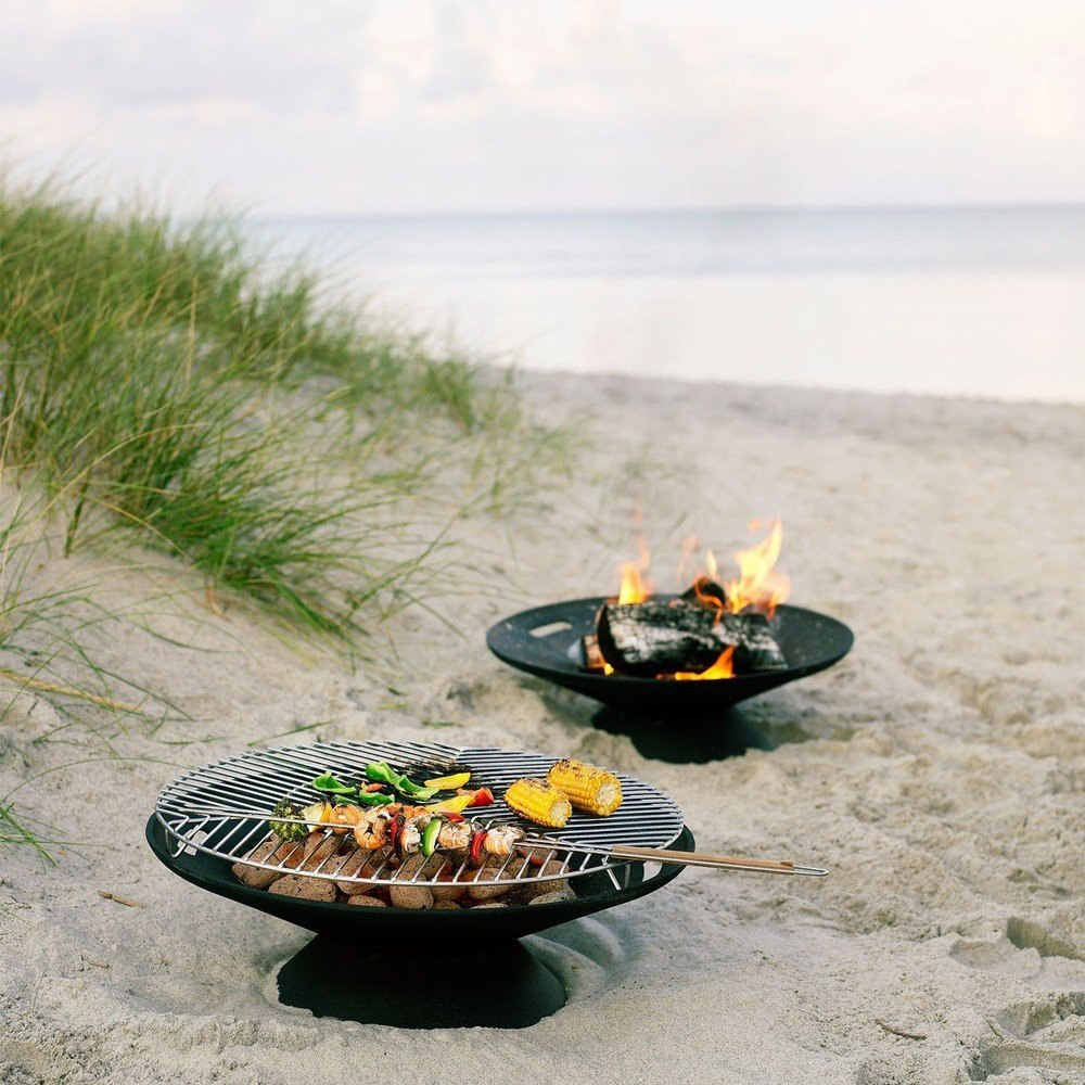 Portable Fire Pit and Grill