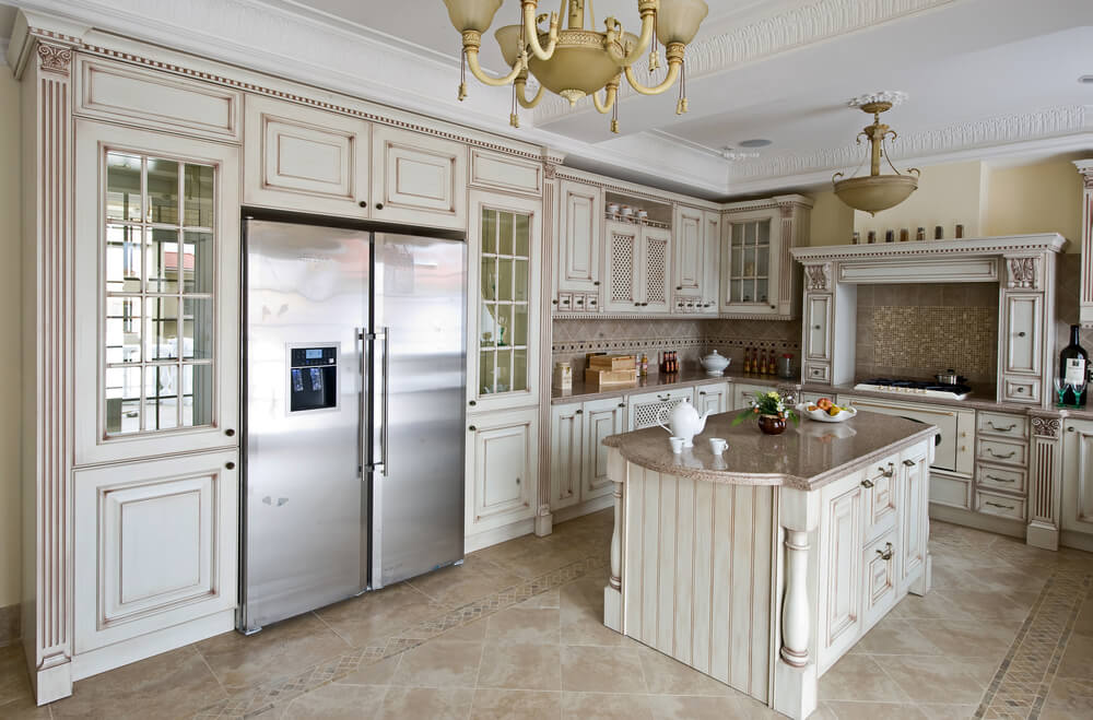 Antique Look for Your Kitchen